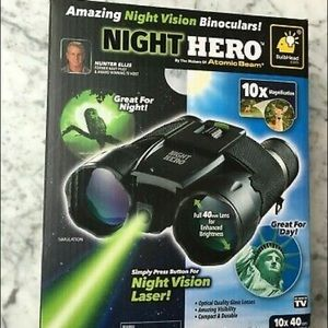 Other - Brand New Night Hero Binoculars